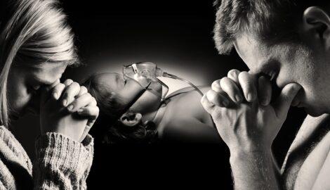 Foreldrene betaler prisen for et alvorlig sykt barn