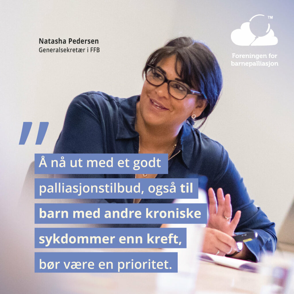 Natasha Pedersen sitat